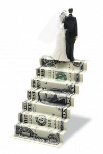Você casaria com alguém apenas pelo dinheiro?
