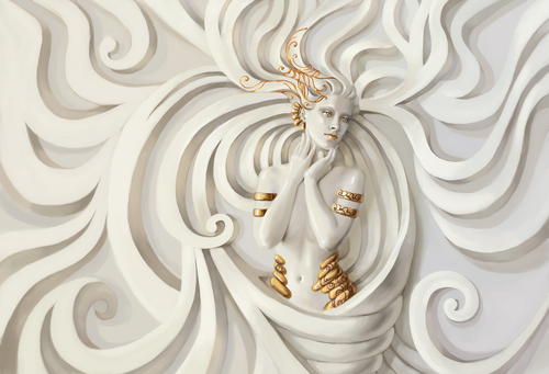 deusa inatingivel