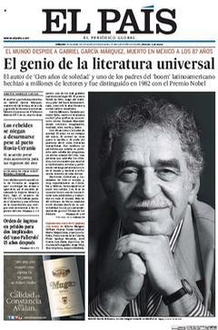 Gabo: a justa homenagem