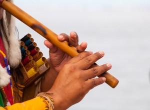 flautista peruano