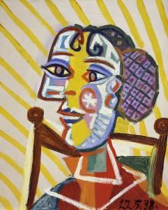 O torto e genial nariz de Picasso