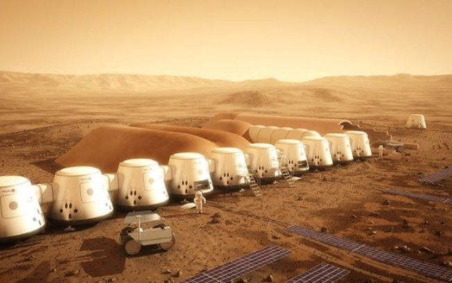 Mars One, a primeira colônia humana em Marte